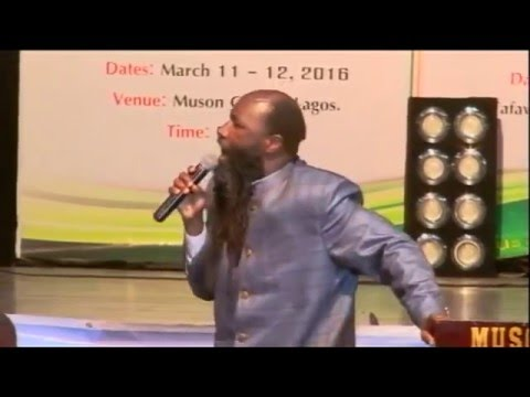 """Nigeria End-Time Revival -2016 Day 1- Part 1-Prophet Dr.Owuor"""