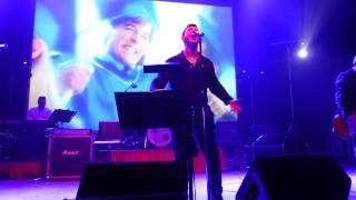 "Marc Almond ""Darker Times"" Shepherd's Bush Empire May 1st 2015"