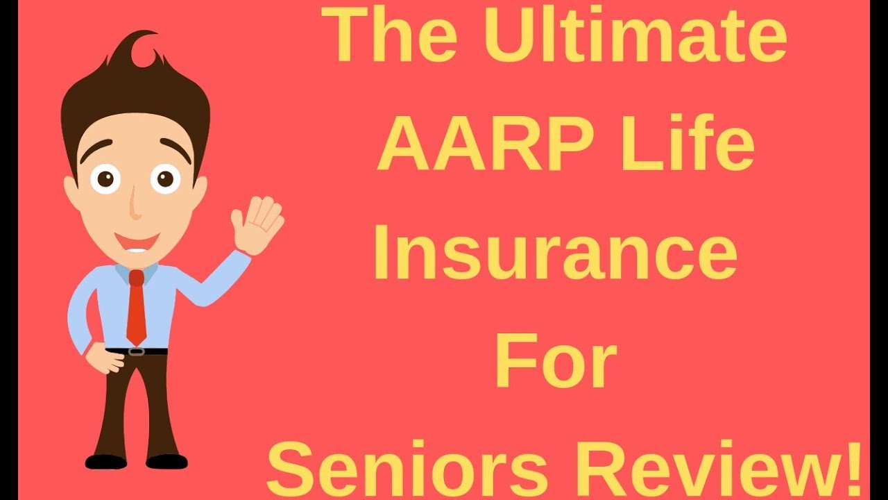Aarp Term Life Insurance Quotes Entrancing Aarp Life Insurance Quotes For Seniors Compare  Youtube