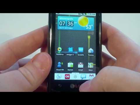 LG Ally [Verizon] Video Review