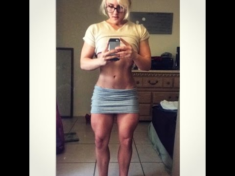Rachael Frieza Crossfit Super Muscular Hot Instagram Female Athlete @rachulfreyafit