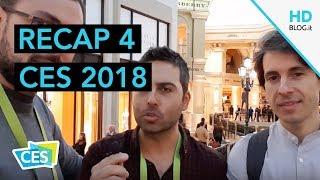 CES 2018: Video Recap e le principali novità | Giorno 3