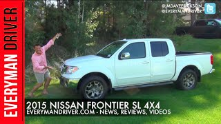 First Look: 2015 Nissan Frontier 4x4 on Everyman Driver