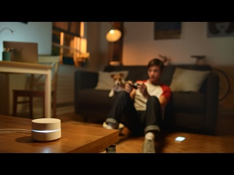 Thumbnail: Google Wifi, a new approach to home Wi-Fi