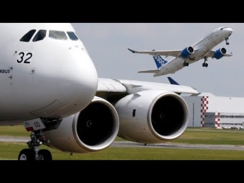 Bombardier announces partnership with Airbus