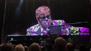 Elton John – Don't Let The Sun Go Down On Me - Farewell Tour - Newark NJ - 03/02/2019