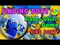 Finding Dory Puzzle Game for Kids: Hidden Object Game (Find Dory) | Minions, Paw Patrol, Angry bird