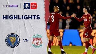 ชรูว์สบิวรี่ 2-2 ลิเวอร์พูล | เอฟเอ คัพ ไฮไลต์ FA Cup 19/20