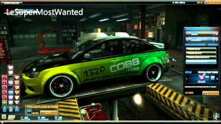 NFS World - Mitsubishi Lancer Evolution X