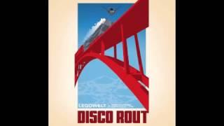 Legowelt - Disco Rout (COR12004)