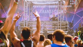 Pierce Fulton Live @ Electric Zoo Festival 2015