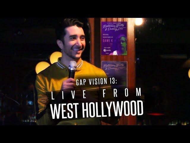 Gap Vision 13: Live From Wesst Hollywood - Soundtrack: Bathroom Stalls & Parking Lots