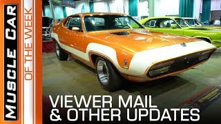 New Features from Muscle Car Of The Week Episode 307 V8TV