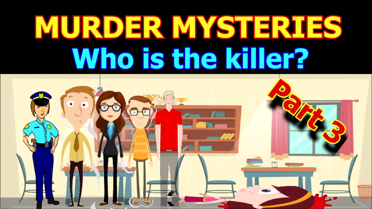 UNSOLVED MURDER MYSTERY POPULAR RIDDLES - Can You Solve It?