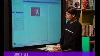 [.tv] Masterclass with Richard Topping, 1999 - PageMaker Links, part 1 of 2