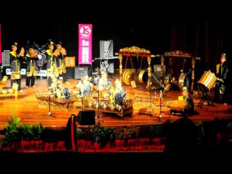 KISAS - Pertandingan Gamelan Melayu dan Caklempong SBP  2011 (part 2)