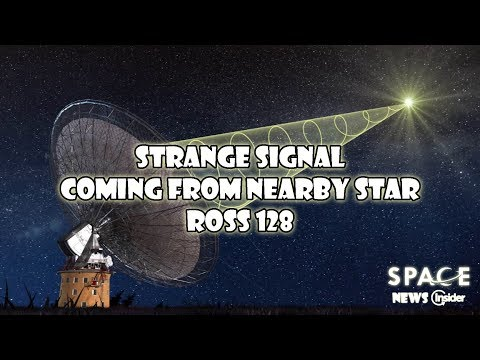 Strange Signal Detected Coming From Nearby Star Ross 128 | 7/22/17 Space News