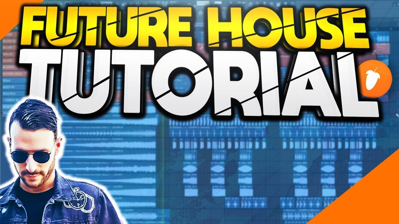 FUTURE HOUSE MUSIC IN 5 MINUTES | FL Studio 20