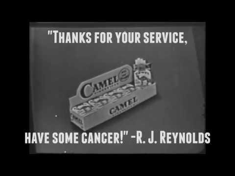 Honest Camel cigarette commercial