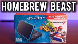Homebrew on a $99 Nintendo New 2DSXL Handheld | MVG