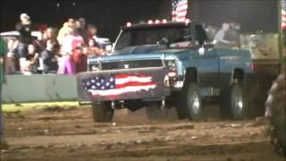 6200LB GAS COTPA 2016 MATT CALLAND TRUCK AND TRACTOR PULL MAY 21, 2016