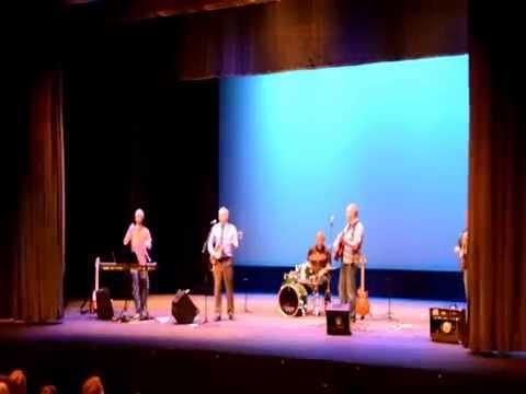 Flab Five performs at Emerald Ridge High School