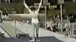 Optimistic--The History of Olympic Gymnastics Part 1