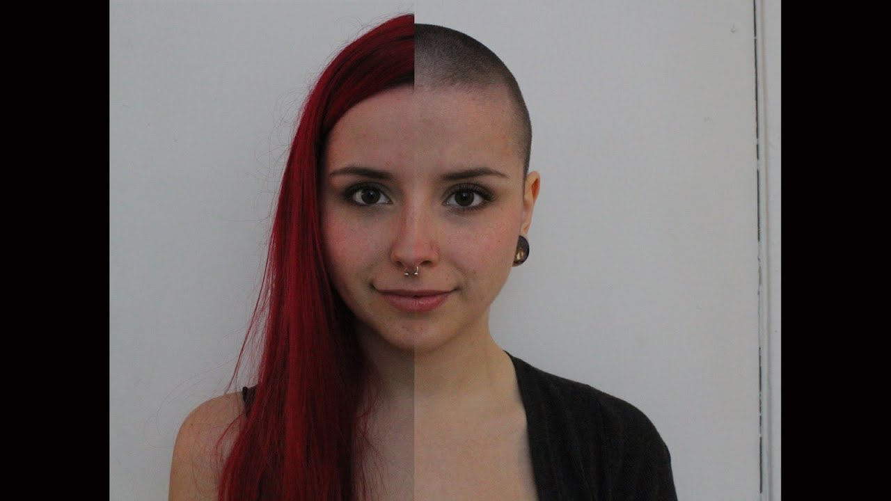 My Head Shave Story