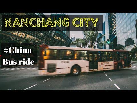 Nanchang city #china bus ride new#2020 After covid-19 hd