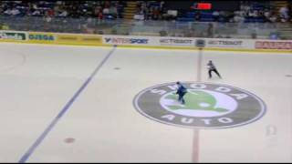 2009 Ice Hockey World Championships - CAN-FIN penalty shootout - 4.5.2009 (Jarkko Ruutu show)
