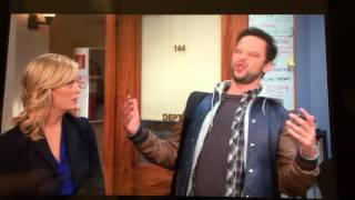 Parks And Recreation - The Douche Is In The Building