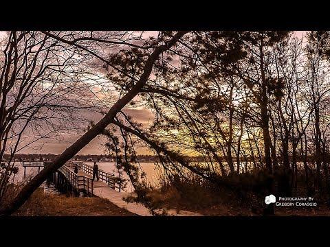 February Sunset Time-lapse @ Windward Beach