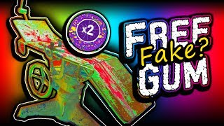 Was The FREE GUM Easter Egg FAKED? on Verruckt (My Investigation)
