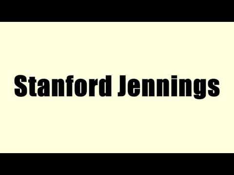 Stanford Jennings