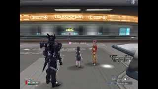 [Phantasy Star Universe Clementine] - PC - Checking out the server!