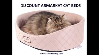 discount armarkat cat beds