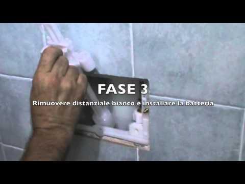 Come sostituire la placca pucci sara 1 pulsante in pucci eco 2 ...