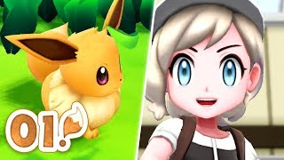 Pokémon Let's Go Eevee -  Part 01 |  Lets Go Back To Kanto!