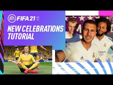 FIFA 21 | New Celebrations Trailer