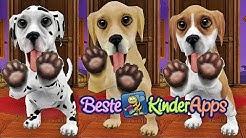 Dog World 🐶 9 Hunde Welpen Spiel 🐶 Beste Kinder Apps