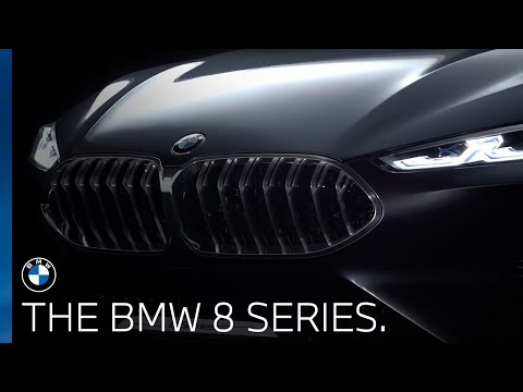 The BMW Concept 8 Series. Redefining the next generation of BMWs.