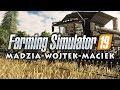 🤣 Sojo Sojo To! 🤣 Farming Simulator 19 #08 w/ Madzia, GamerSpace