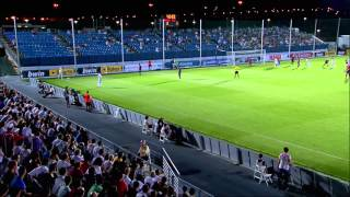 Real Madrid Castilla - FC Barcelona B (3-2) Resumen (25/08/12) J2