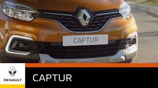 Nowe Renault CAPTUR - System Easy Park Assist