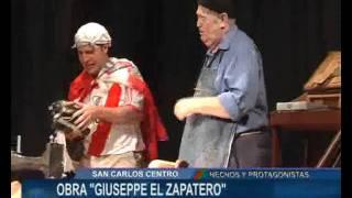GIUSEPPE, EL ZAPATERO