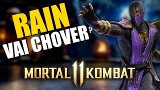 MORTAL KOMBAT 11: RAIN KONFIRMADO PELO ED BOON ?
