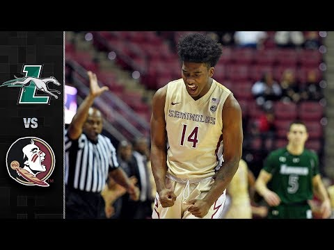 Loyola (MD) vs. Florida State Basketball Highlights (2017-18)