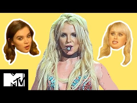 Pitch Perfect 3 | TOXIC By Britney Spears Acapella Cover BEHIND THE SCENES | MTV Movies