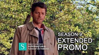 "Supernatural Season 9 Extended Promo - ""Hellraiser"""