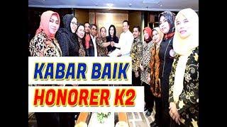 Honorer K2 Kabar Gembira Untuk Honorer Kategori 2 Terbaru Bikin Lebih Tenang Apakah CPNS Atau PPPK